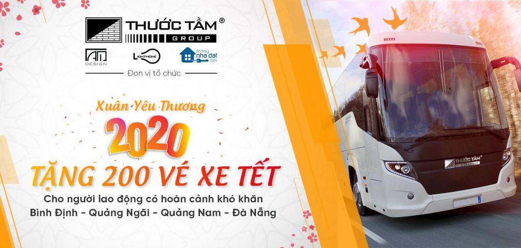Vẫn còn nhận đăng ký vé xe Tết 2020 về 04 tỉnh miền Trung
