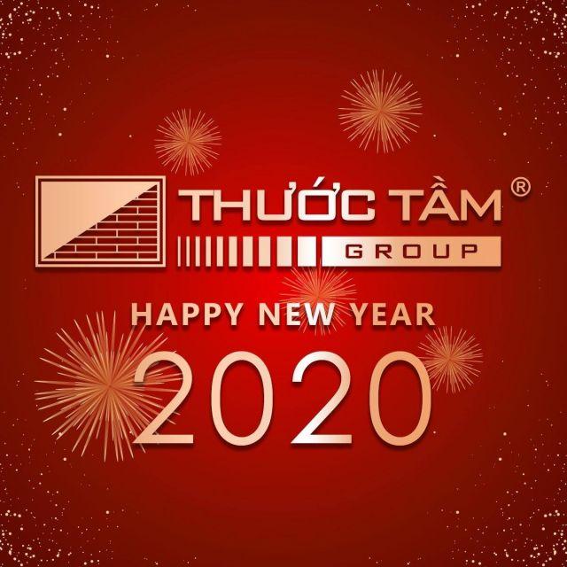 Thước Tầm Group chúc mừng xuân Canh Tý 2020